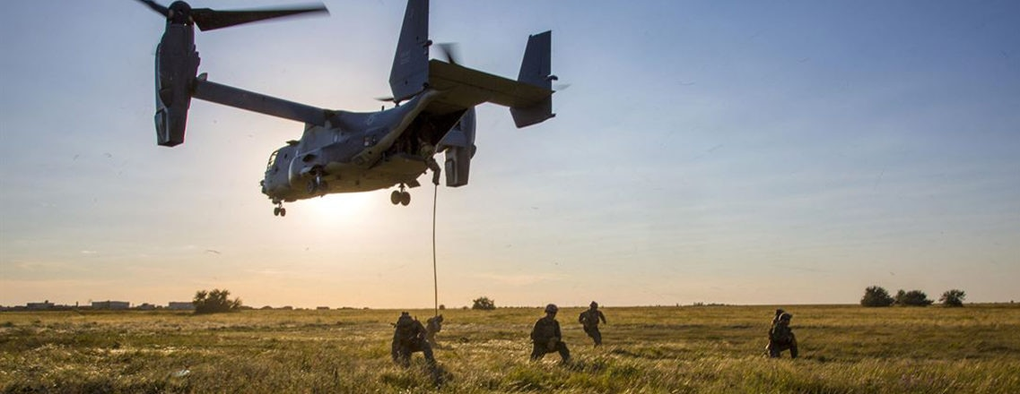 DoD to Provide $200 Million in Security Cooperation Funds to Ukraine