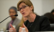 Samantha Power Testifies At House Appropriations Committee Budget Hearing.