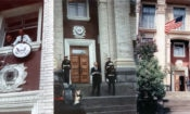 On January 23, in 1992, the first U.S. Embassy chancery opened in Kyiv