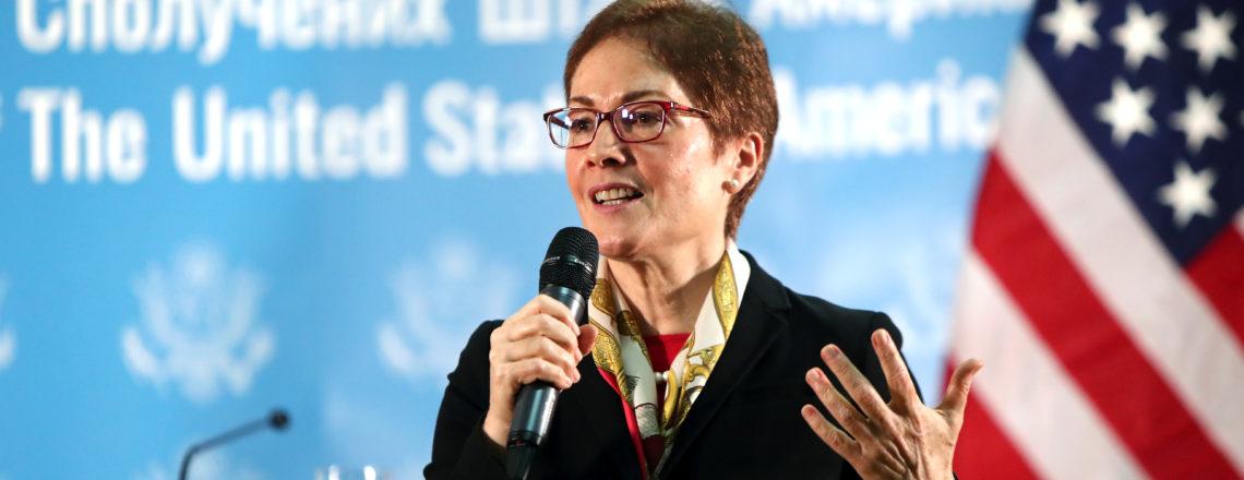 Промова Посла США Марі Йованович в Українській академії лідерства